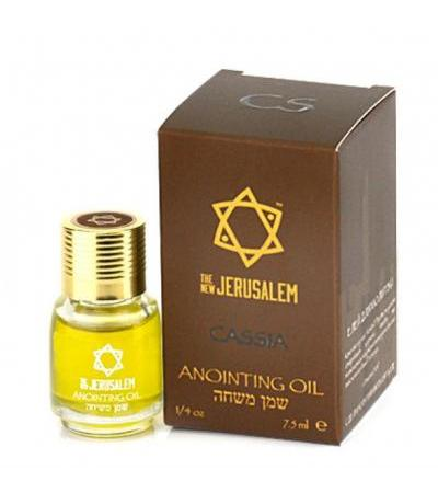 Anointing Oil Cassia Fragrance