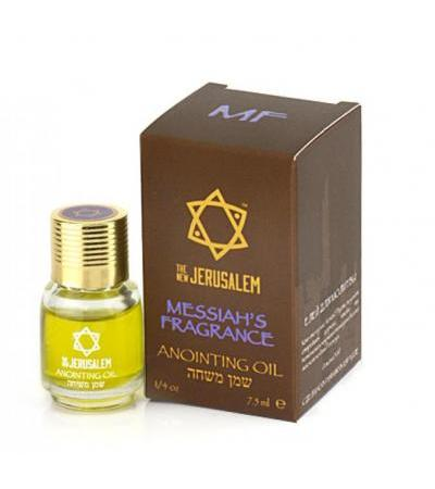 Anointing Oil Messiahs Fragrance