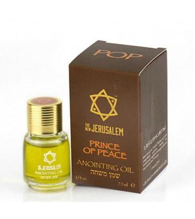 Anointing Oil Prince of Peace (Myrrh) Fragrance