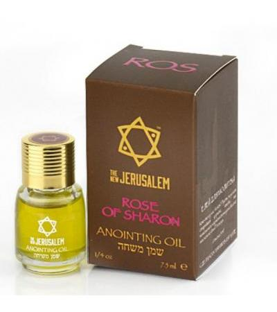 Anointing Oil Rose of Sharon Fragrance