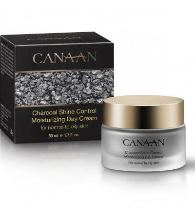 Canaan Charcoal Shine Control Moisturizing Day Cream