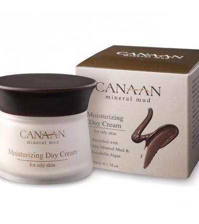 Canaan Mineral Mud Hydrating Day Cream
