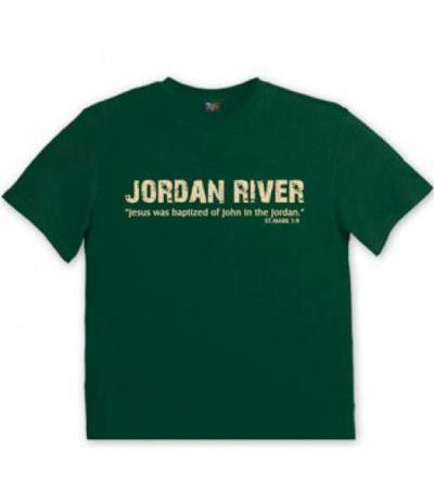 Christian T Shirt Jordan River