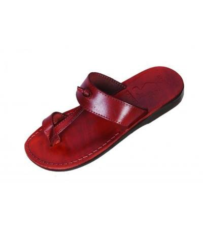 Fashion and Quality T-Strap Biblical Handmade Leather Sandals – Jonathan