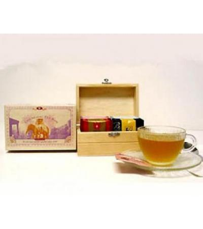 Magic Tea Chest-Kosher Gift Basket (USA & Canada)