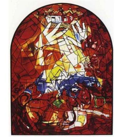 Marc Chagall - Tribe of Judea
