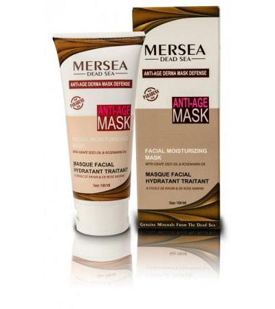 Mersea Dead Sea Facial Moisturizing Mask