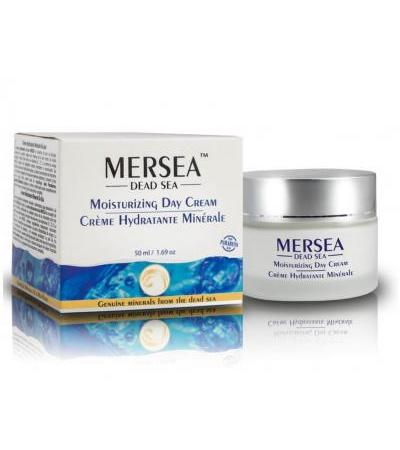 Moisturizing Day Cream with Dead Sea Minerals