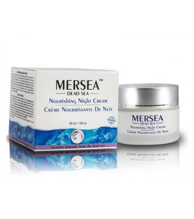 Nourishing Night Cream with Dead Sea Minerals