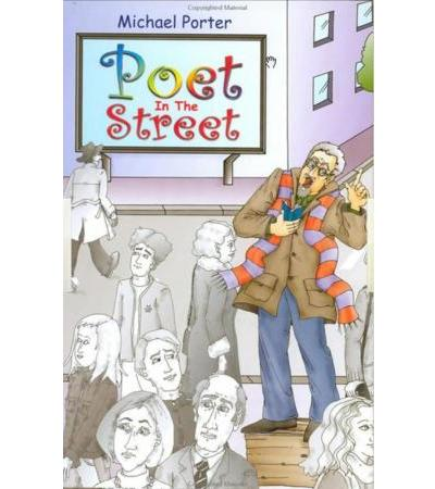 Poet in the Street by Michael Porter