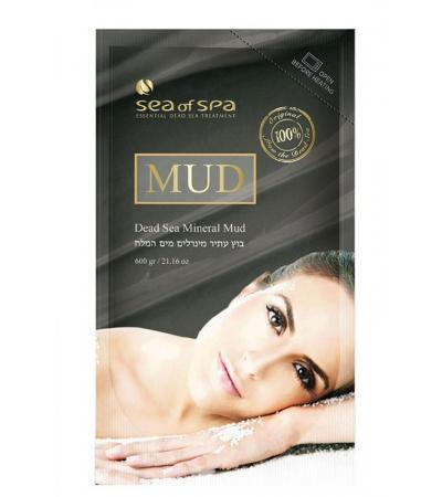 Sea of Spa Bag Contains 600 gr, Dead Sea Mud