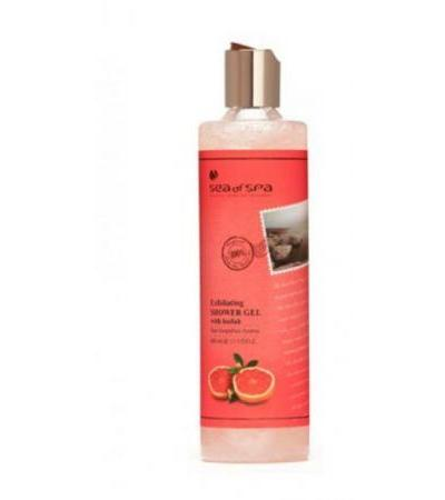 Sea of Spa Dead Sea Cosmetics Grapefruit Shower Gel