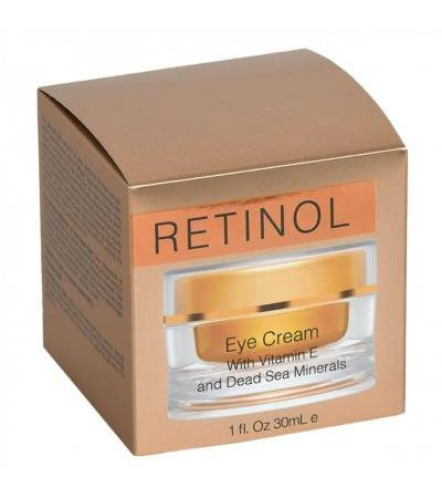 Spa Cosmetics Retinol Eye Cream