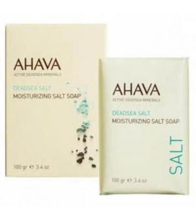 Ahava Salt Soap