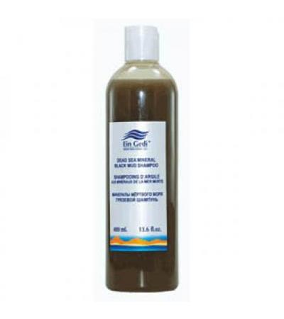 Ein Gedi Dead Sea Black Mud Shampoo