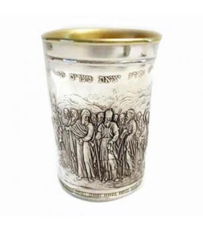 Exodus Kiddush Cup