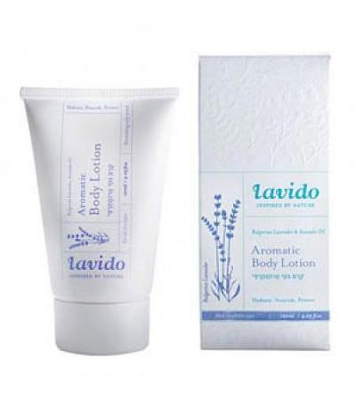 Lavido Aromatic Body Lotion- Bulgarian Lavender