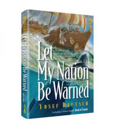Let My Nation Be Warned (The Book of Jonah)
