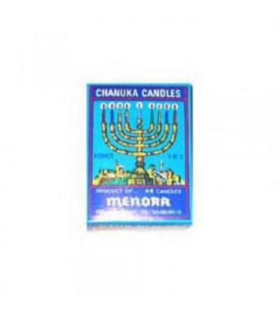 Menorah Chanukah Candles
