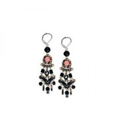Midnite Grace Chandelier Earrings