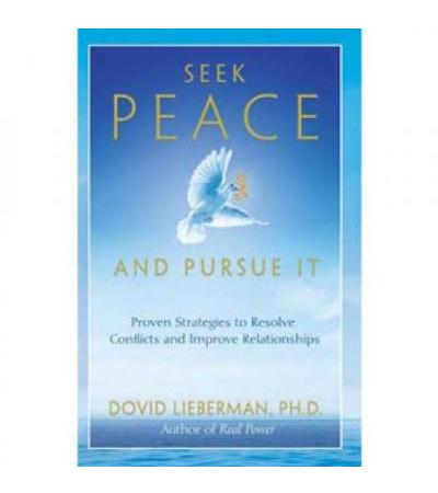 Seek Peace and Pursue It